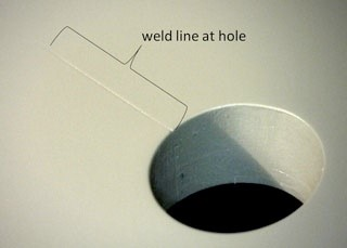 In Pursuit Of The Perfect Injection Moulded Part - Weld Lines