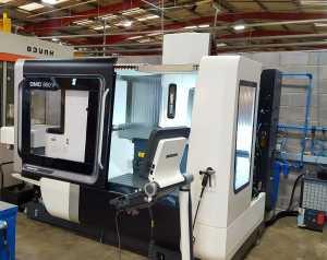 P&R New Machine Centre